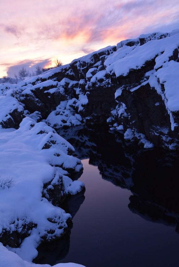 gjá, Þingvellir National Park