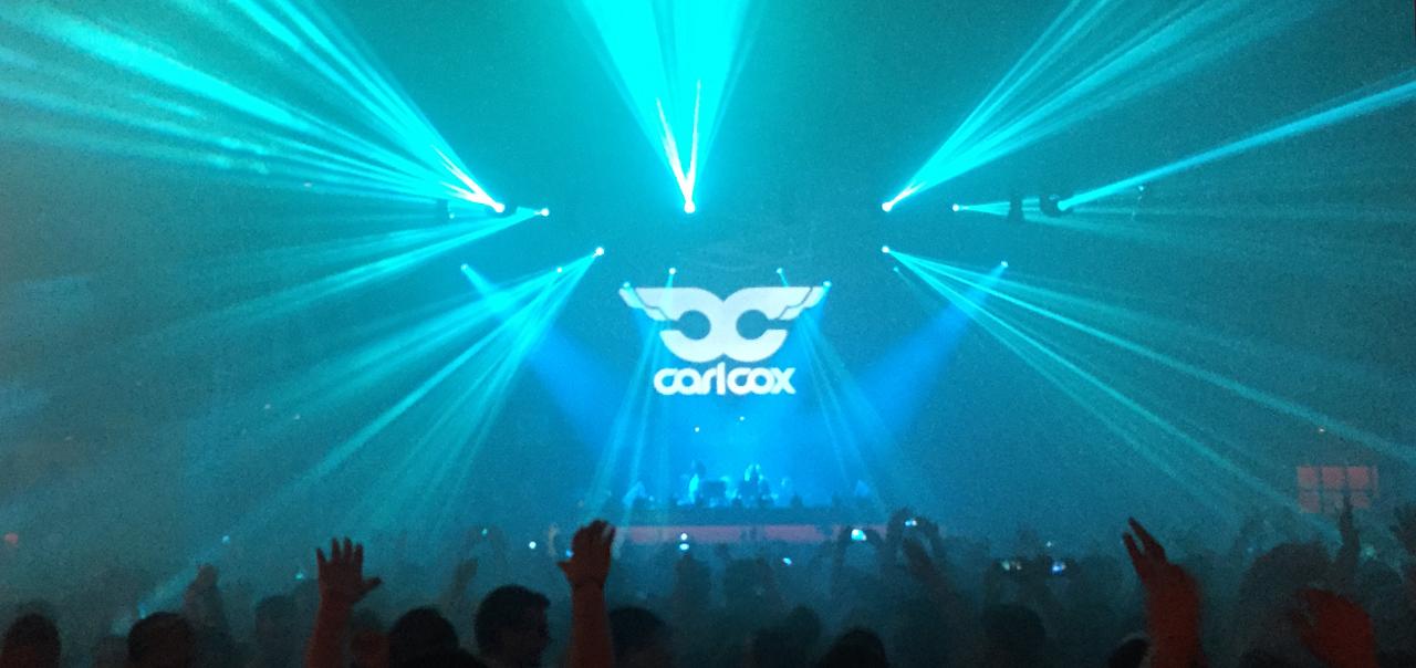 Space Ibiza Carl Cox