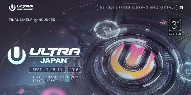 Ultra Japan 2016