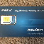 グアダラハラでTelcelのSIMカードを購入。おすすめの場所と買い方メモ。